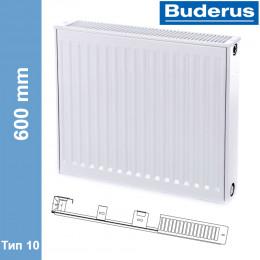 Радиатор Buderus Logatrend K-Profil 10 600