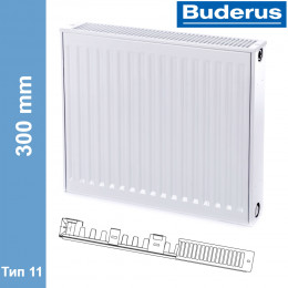 Радиатор Buderus Logatrend K-Profil 11 300