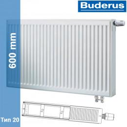 Радиатор Buderus Logatrend VK-Profil 20 600