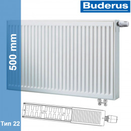 Радиатор Buderus Logatrend VK-Profil 22 500