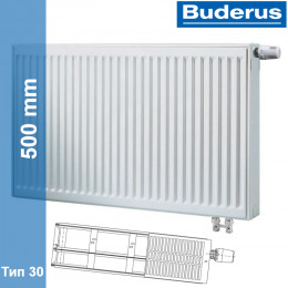 Радиатор Buderus Logatrend VK-Profil 30 500