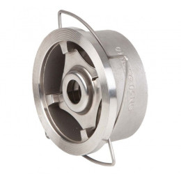 Клапан обратный Genebre 2415 дисковой межфланцевый