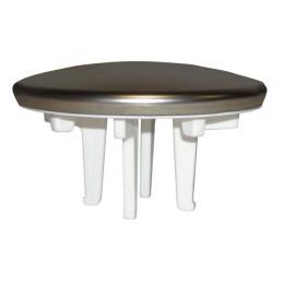 Декоративная крышка HL (Hutterer Lechner) 514/S.1 нержавеющая сталь для сифонов HL514/SN.0 и HL514/SNV.0