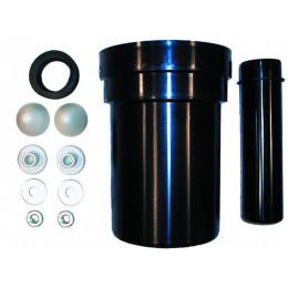 Комплект крепления HL (Hutterer Lechner) 222 для консольных унитазов длина 180 мм DN 110
