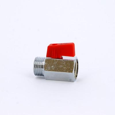 Кран шаровой ITAP 126 НВ MINI флажок