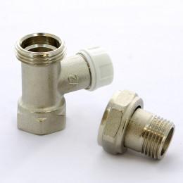Вентиль ITAP 296 НВ для радиаторов обратный с разъемным соединением