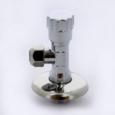 """Вентиль ITAP 348 с соединителем для медной трубки хромированный 10х1/2"""""""