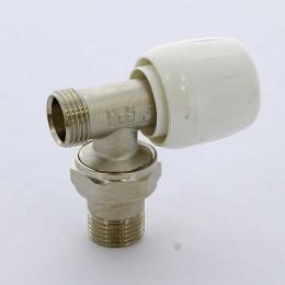 """Вентиль ITAP 395 НН угловой для радиаторов с разъемным соединением 1/2"""""""