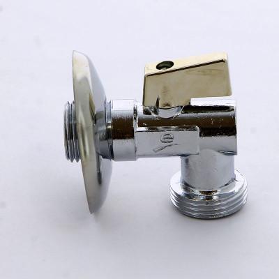 """Кран ITAP 706 для стиральных машин с розеткой хромированный 1/2""""х3/4"""""""