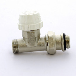 """Вентиль ITAP 895 C НН для радиаторов термостатический с разъемным соединением 1/2"""""""