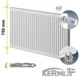 Радиатор Kermi FTV 12 750