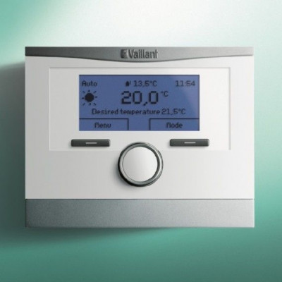 Регулятор отопления Vaillant multiMATIC VRC 700 автоматический комнатный