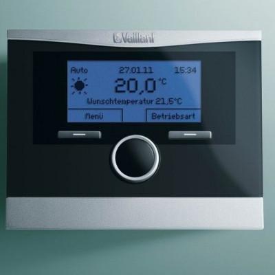 Регулятор отопления Vaillant calorMATIC 370 автоматический комнатный