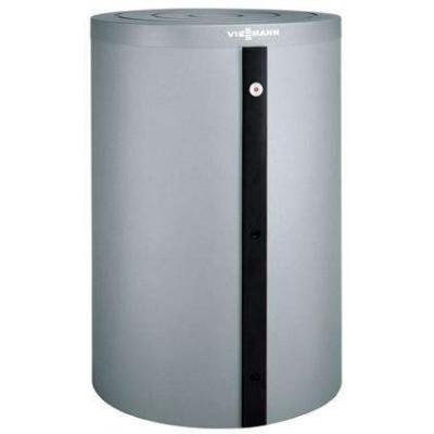 Бойлер Viessmann Vitocell 100-E SVW 200 л косвенного нагрева, серебристого цвета