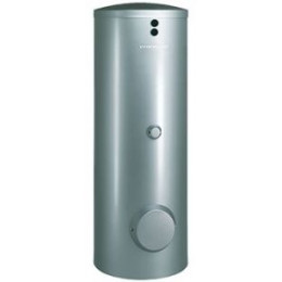 Бойлер Viessmann Vitocell 100-B 400 л косвенного нагрева, серебристого цвета