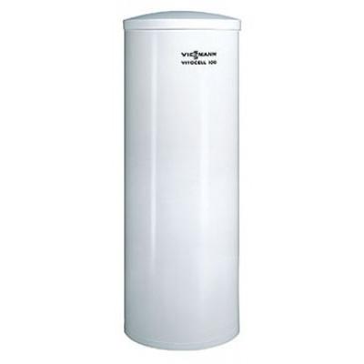 Бойлер Viessmann Vitocell 100-V CVA 200 л косвенного нагрева, цвет белый