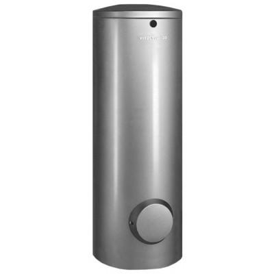 Бойлер Viessmann Vitocell 100-V CVA 300 л косвенного нагрева, цвет серебристый
