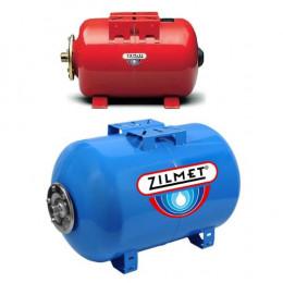 Горизонтальный гидроаккумулятор Zilmet ULTRA-PRO